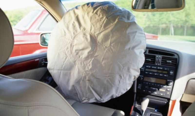 Airbag - Designed For Your Safety on the Road