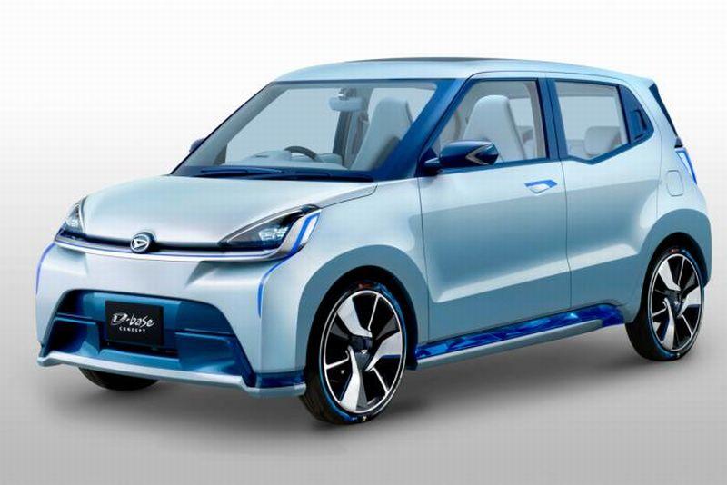 Daihatsu Perkenalkan City Car Baru Irit Bahan Bakar ...