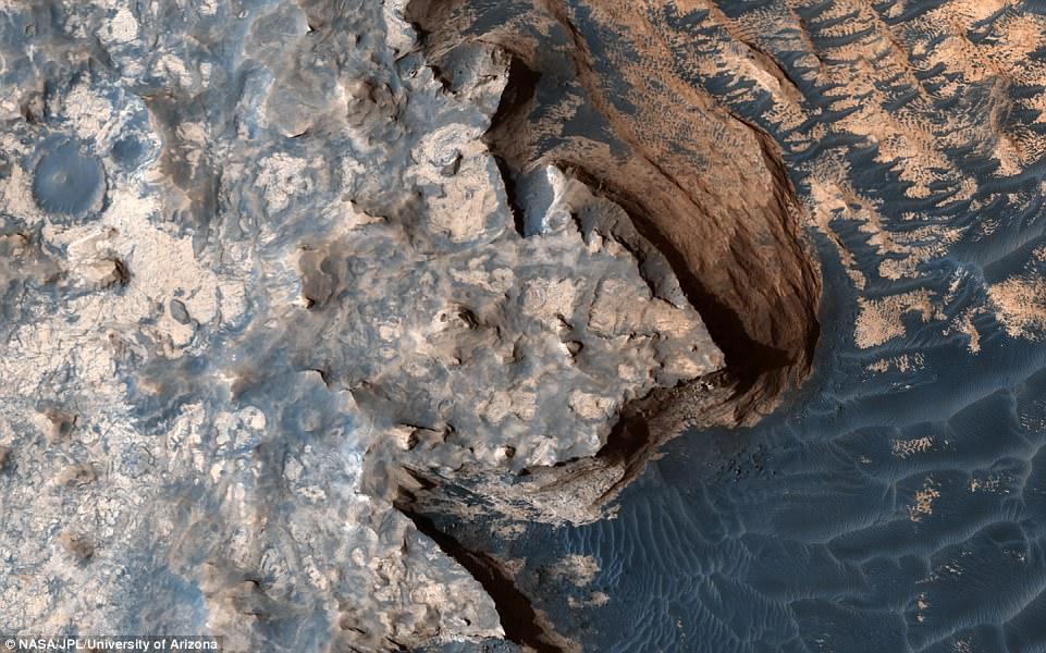 Keren, Pesawat NASA Ungkap Rahasia Menakjubkan dari Mars