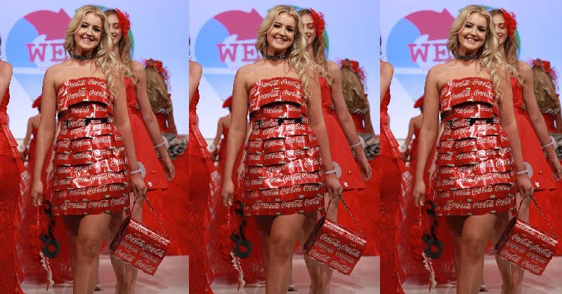 https img o.okeinfo.net content 2017 07 18 194 1739228 grace hardy finalis miss england 2017 kenakan gaun dari kaleng coca cola di malam final vwslnIYEG2.jpg