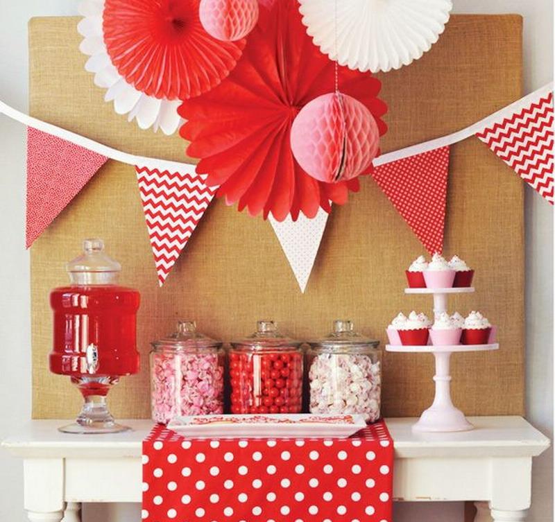 hari merdeka dekorasi merah putih untuk pesta ulang tahun unik dan pasti semarak