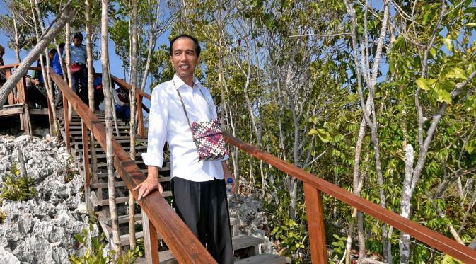 Liburan Seru ala Jokowi, dari Mulai Melancong ke Raja Ampat hingga ke Kebun Binatang Ragunan