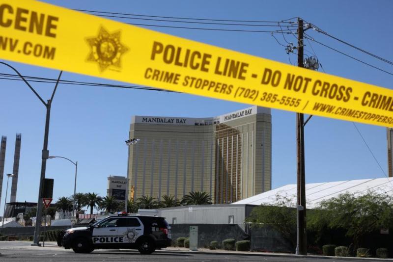 Kamar Hotel yang Digunakan Pelaku Penembakan Las Vegas Tidak Akan Disewakan Lagi