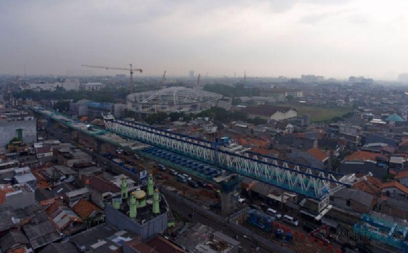 Foto: LRT Jakarta (antara)