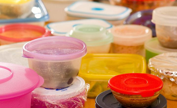 Wadah plastik (Foto: Huffingtonpost)