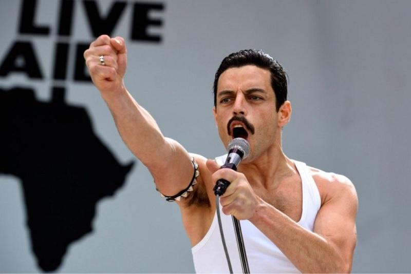 Intip Kemiripan Rami Malek dengan Freddie Mercury di Bohemian Rhapsody