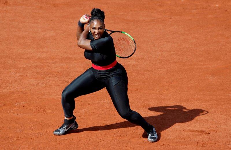 Serena Williams Ingin Jadi seperti Superhero