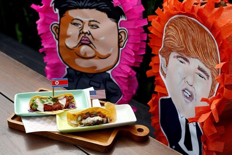 https: img-o.okeinfo.net content 2018 06 12 298 1909576 sambut-kedatangan-kim-jong-un-dan-trump-di-singapura-restoran-ini-buat-menu-burger-dan-tacos-bertema-kim-trump-ZMvaaq0mDp.jpg