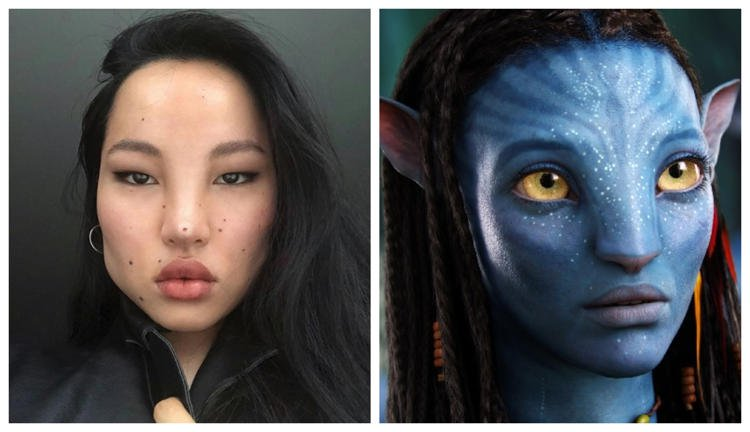 https: img-o.okeinfo.net content 2018 06 13 194 1910066 berwajah-unik-model-asal-tibet-disebut-mirip-neytiri-tokoh-perempuan-di-film-avatar-RQUMjxtz3E.jpg