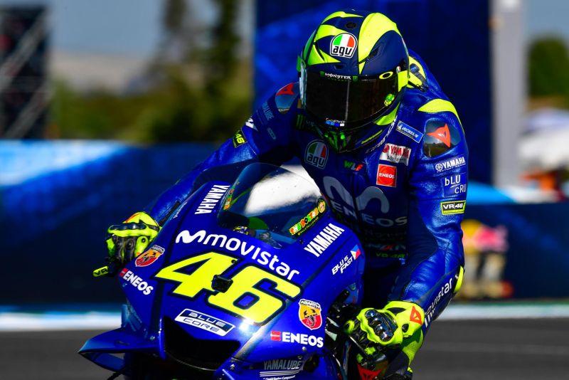 Usia Bukan Masalah bagi Rossi pada MotoGP 2018