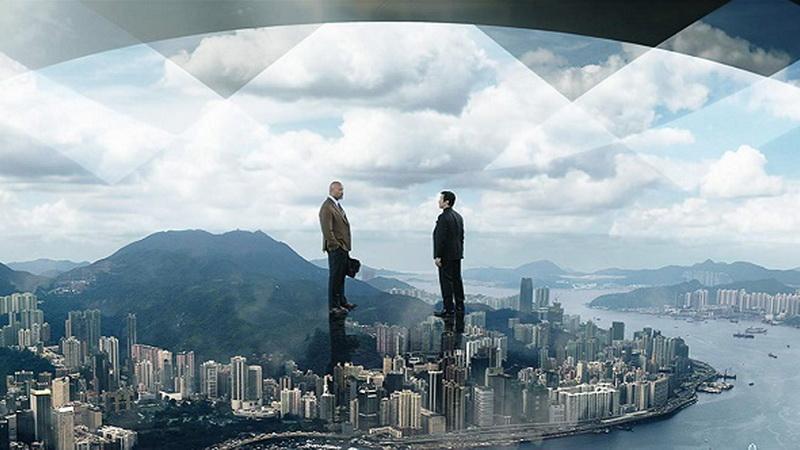 Movie Review: Skyscraper, Misi Menegangkan di Gedung Pencakar Langit