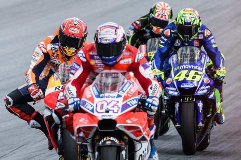 Legenda Balap Harap KTM dan Aprilia Bisa Ramaikan Pertarungan di MotoGP 2018