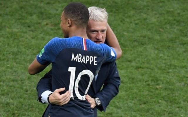 Image result for Penampilan Kylian Mbappe Sangat Fenomenal di Piala Dunia 2018