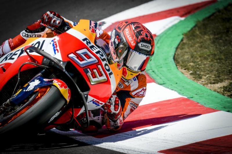 Hasil Sesi Latihan Bebas 2 MotoGP Austria 2018