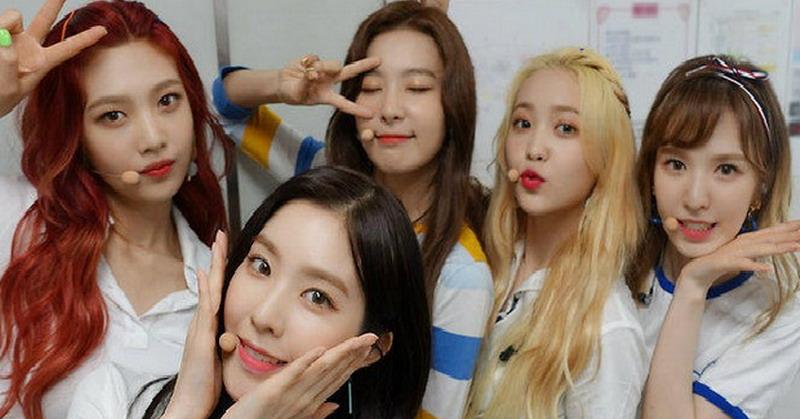 Comeback, Kini Red Velvet Rajai Chart Musik Korea ...