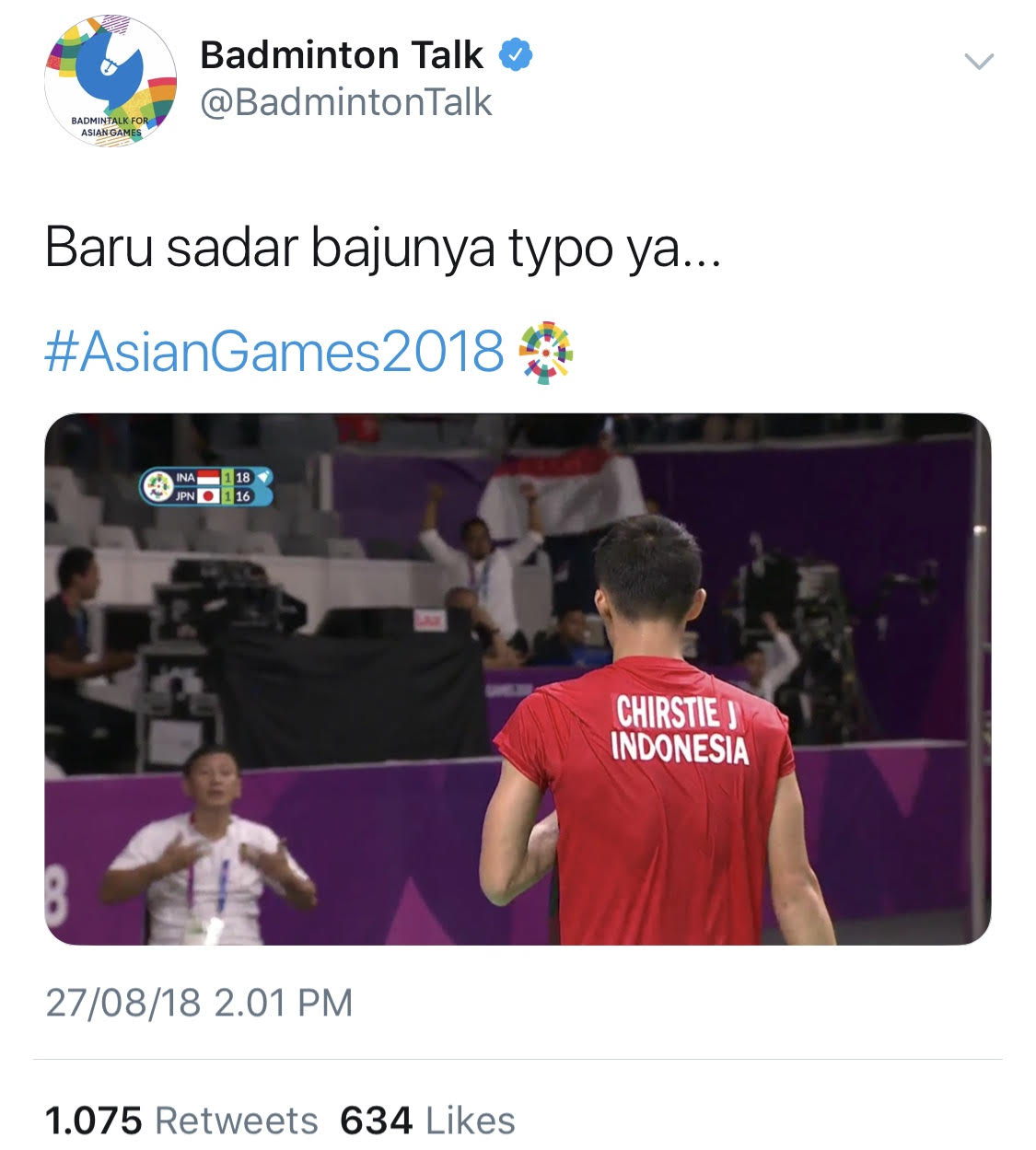 https: img-o.okeinfo.net content 2018 08 28 194 1942350 baju-jonatan-christie-saat-bertanding-di-semi-final-ternyata-typo-netizen-pantesan-di-give-away-in-11RlIOStsy.jpg