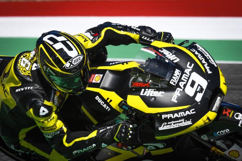 Ciabatti: Duet Petrucci-Dovizioso akan Buat Ducati Jadi Lebih Baik