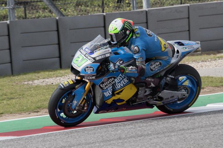 Morbidelli Pede Tatap MotoGP San Marino 2018