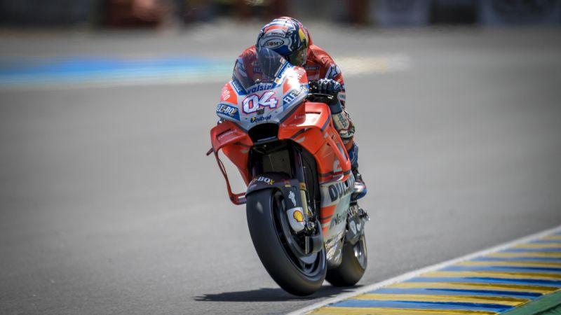 Dovizioso Tidak Yakin Motornya Tercepat di MotoGP 2018