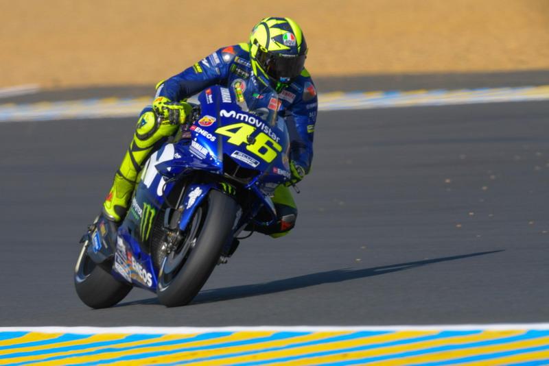 Jarvis Puas Lihat Penampilan Rossi di MotoGP 2018
