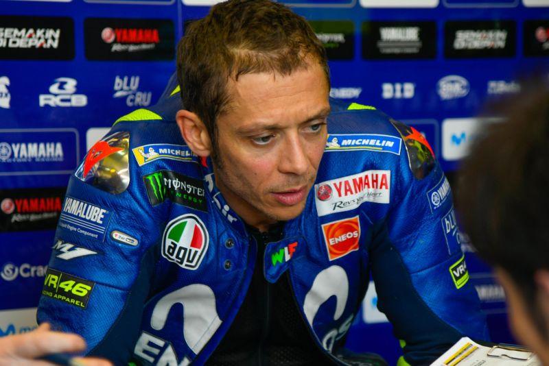 Rossi: Ajaib untuk Saya Ada di Posisi Tiga pada MotoGP 2018