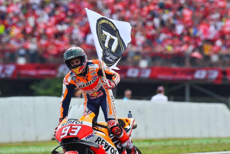 Bos Honda Tatap MotoGP Thailand 2018 dengan Optimis