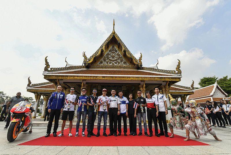 Repsol Honda Senang dengan Antusias Masyarakat Sambut MotoGP Thailand