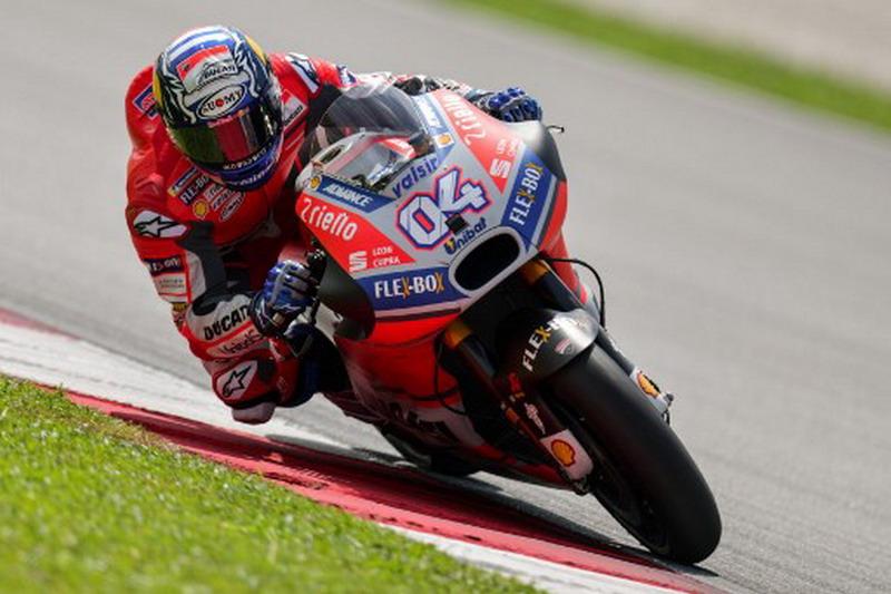 Agostini Terkesan dengan Performa Dovizioso di MotoGP Thailand 2018