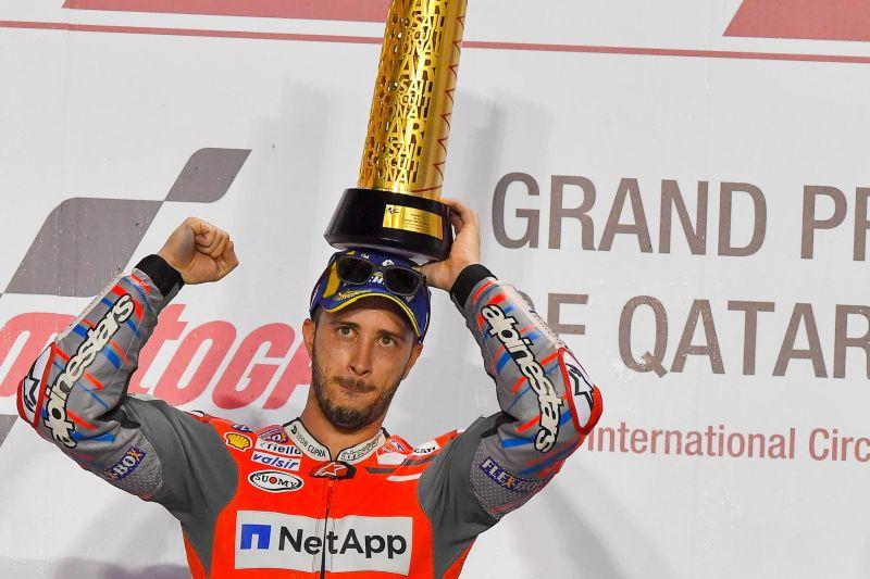 Semangat Juang Dovizioso Dapat Pujian dari Legenda MotoGP