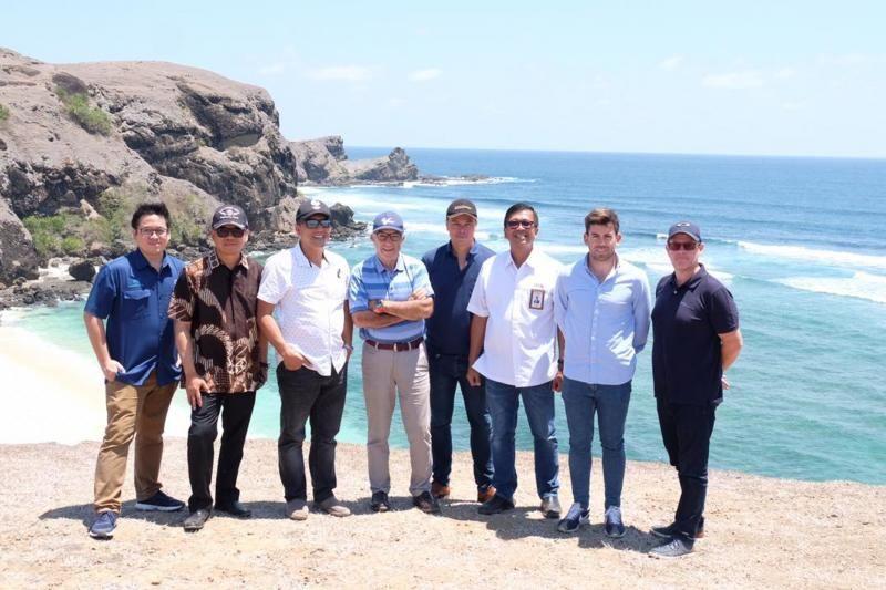 CEO Dorna Kunjungi Lombok, Siap Gelar MotoGP di Indonesia?