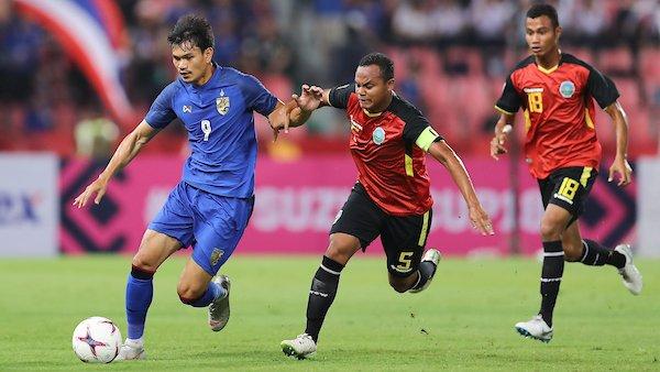 Hasil Pertandingan Thailand vs Timor Leste di Piala AFF 2018