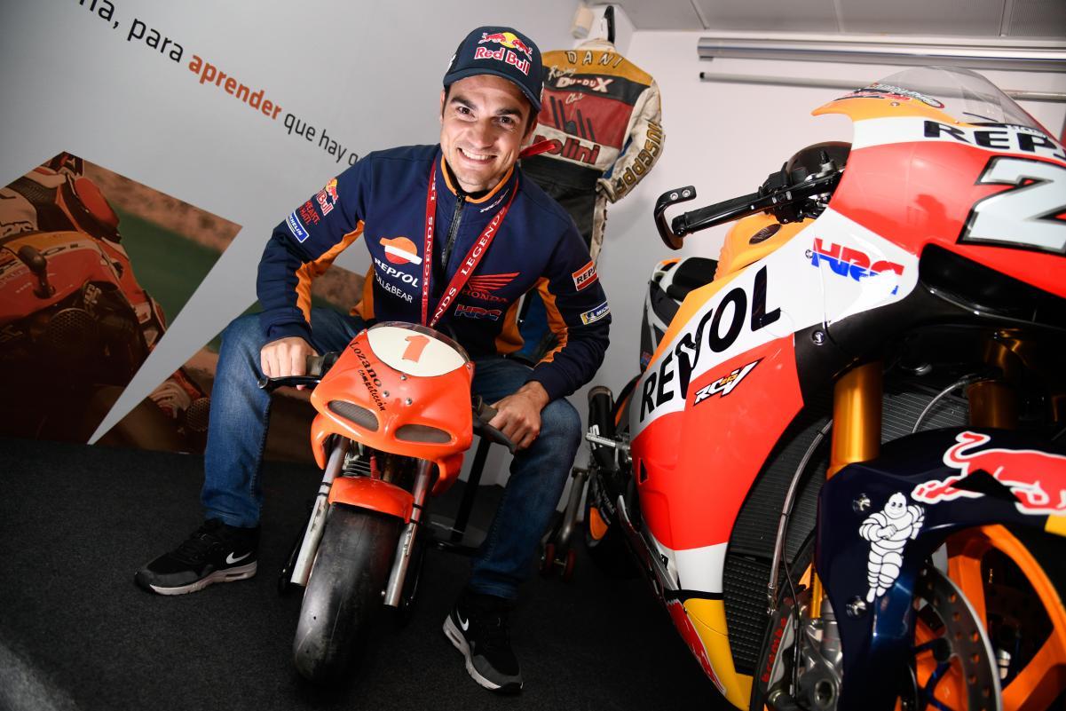 Jadi Legenda MotoGP, Pedrosa Ambil Banyak Pelajaran Hidup