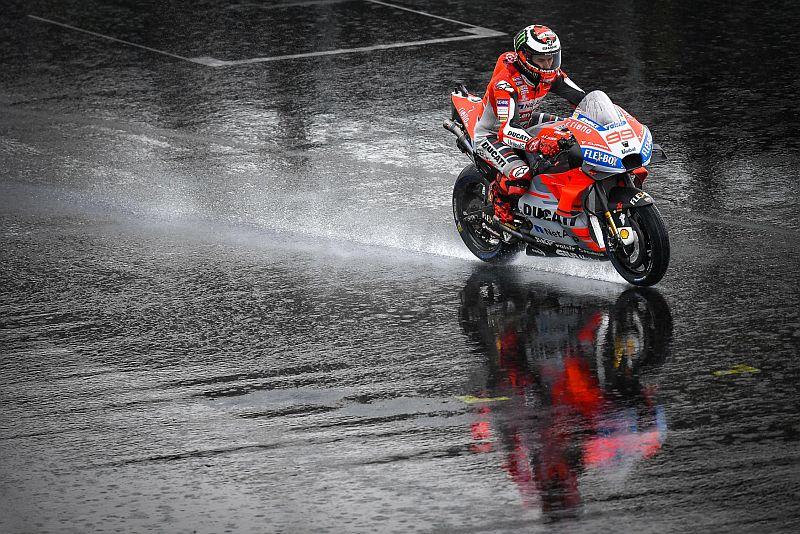 Ini Kondisi Lorenzo Jelang Tampil di MotoGP Valencia 2018
