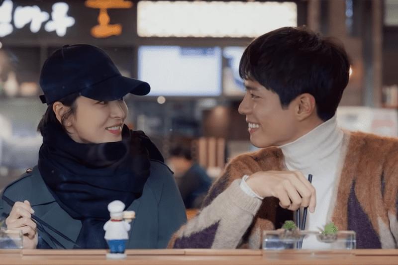Encounter Jadi K-Drama TV Kabel Tercepat yang Raih Rating Dua Digit