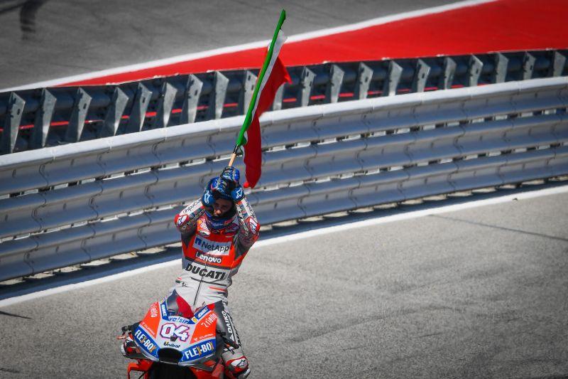 Tes Pascamusim MotoGP 2018 Dianggap yang Terbaik untuk Ducati oleh Dovizioso