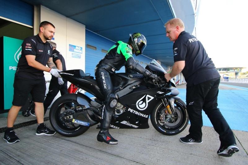 Rossi Sebut Morbidelli Menyukai Motor Yamaha YZR M-1