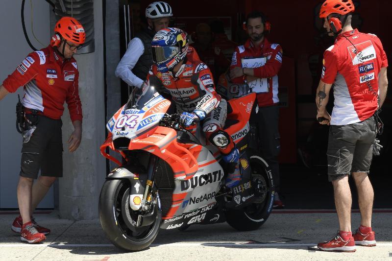 Dovizioso Sebut Ducati Tak Perlu Lakukan Perubahan Besar di MotoGP 2018
