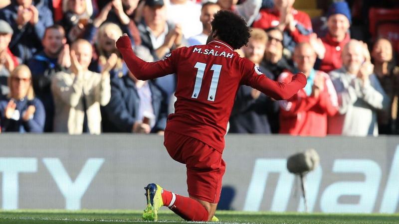 Mohamed Salah Pecahkan Tren Buruk saat Liverpool Hadapi Napoli?