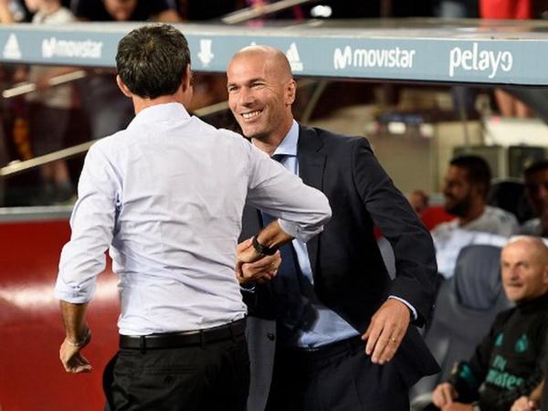 Zidane dan Petinggi Man United Bertemu Dua Bulan Lalu