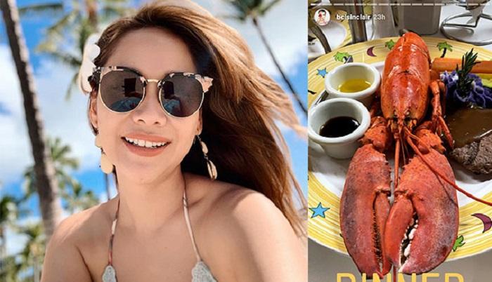 https: img-o.okeinfo.net content 2019 01 02 298 1999036 liburan-ke-hawaii-bunga-citra-lestari-cicipi-lobster-raksasa-3sAxxEZ7pc.jpg