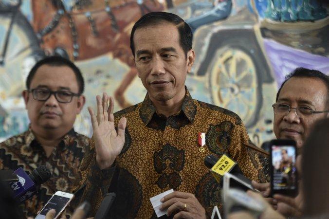 Jokowi: Jabatan Presiden Jangan Diberikan yang Masih Coba-Coba