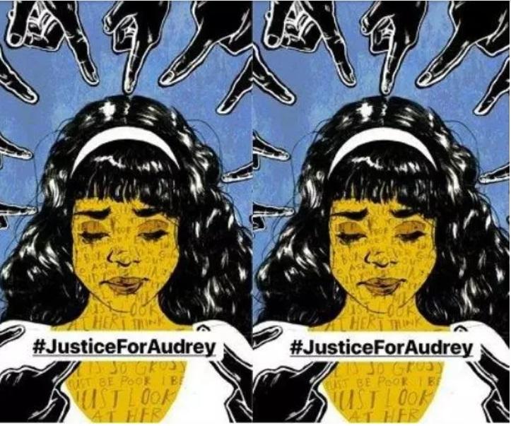 Hasil gambar untuk kasus audrey