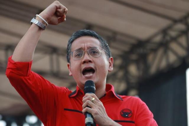 Silaturahmi AHY dan Jokowi, PDIP: Jangan Dimaknai Hanya Urusan Kabinet!