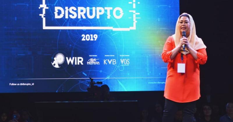https: img-o.okeinfo.net content 2019 11 23 56 2133511 event-disrupto-2019-hadirkan-teknologi-ai-hingga-robot-6kRwx0BC4M.jpg