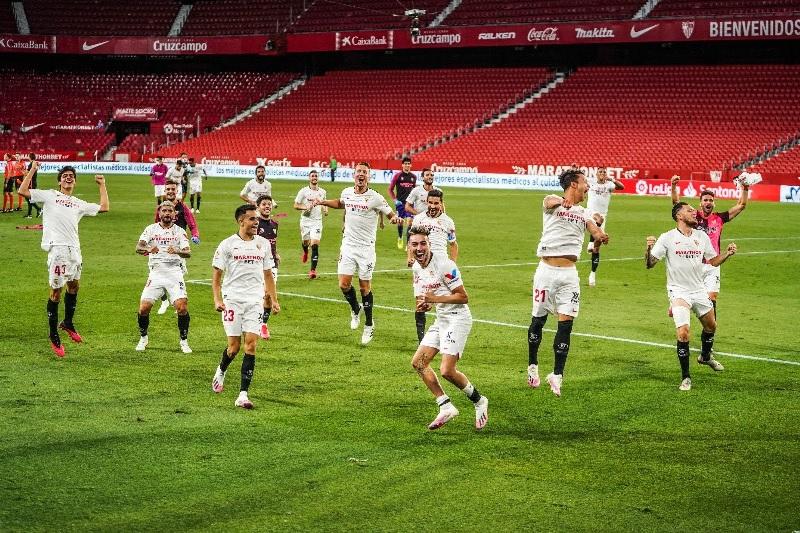 Sevilla vs Real Betis 2-0, Lopetegui: Kami memang Pantas Dapat 3 ...