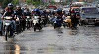 Banjir Surut, Jalan Jatinegara Barat Kembali Dibuka