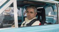 Mr. Bean Selamat dari Tabrakan