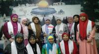 Perempuan Dunia Galang Dukungan untuk Palestina