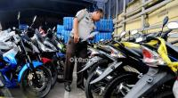 Ditinggal Pipis, Motor Polisi Raib Digondol Maling