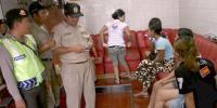 14 Wanita Malam Terjaring Razia Satpol PP Bekasi